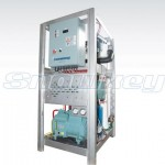 Fluid Ice Machine