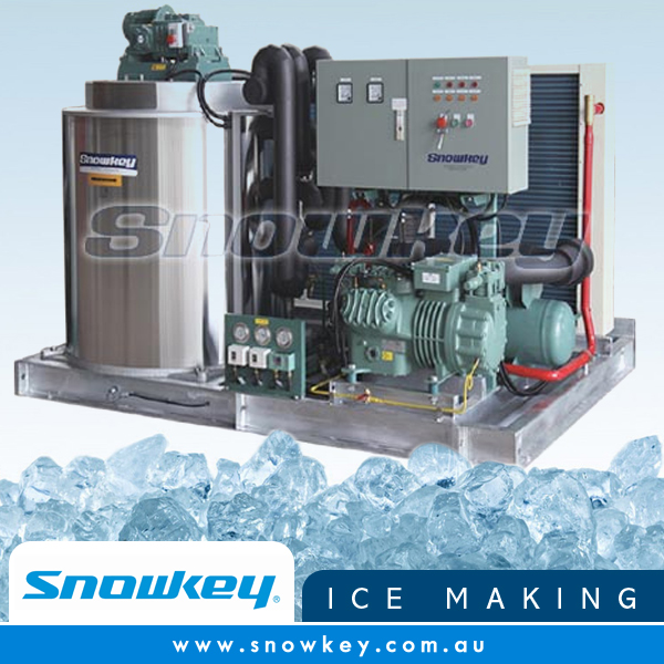 Snowkey-Ice-Making