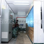 25 Tonne Containerized Flaker